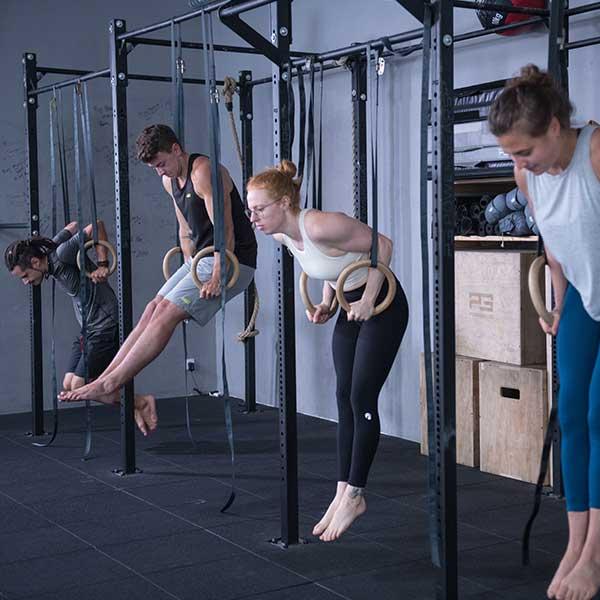 Training Ringe